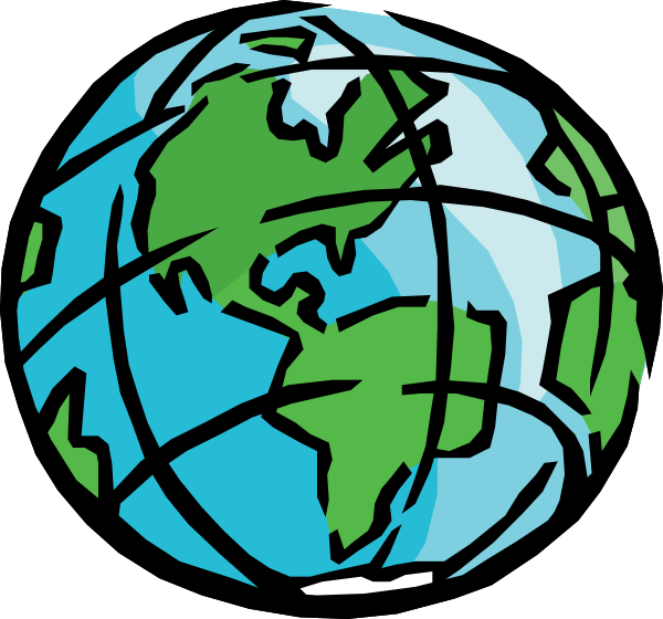 free vector Earth clip art 104886