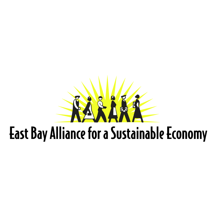 free vector East bay alliance for a sustainable economy