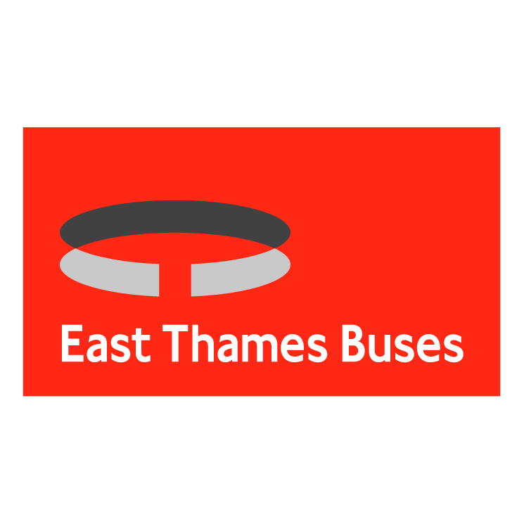 free vector East thames buses 0
