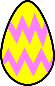 free vector Easter Egg clip art