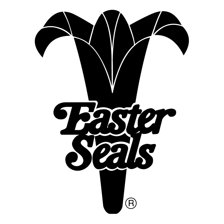 free vector Easter seals 1
