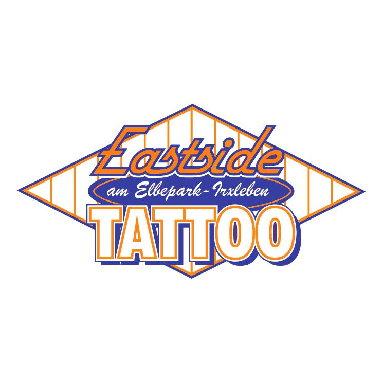 free vector Eastside tattoo