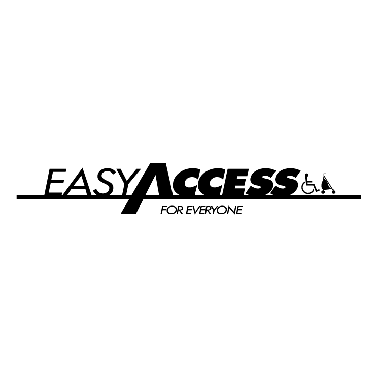 free vector Easy access for everyone