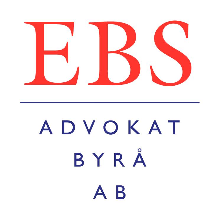 free vector Ebs advokat byra