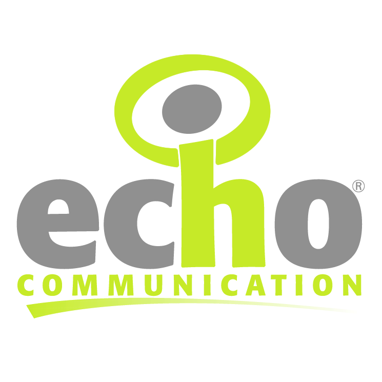 free vector Echo communication