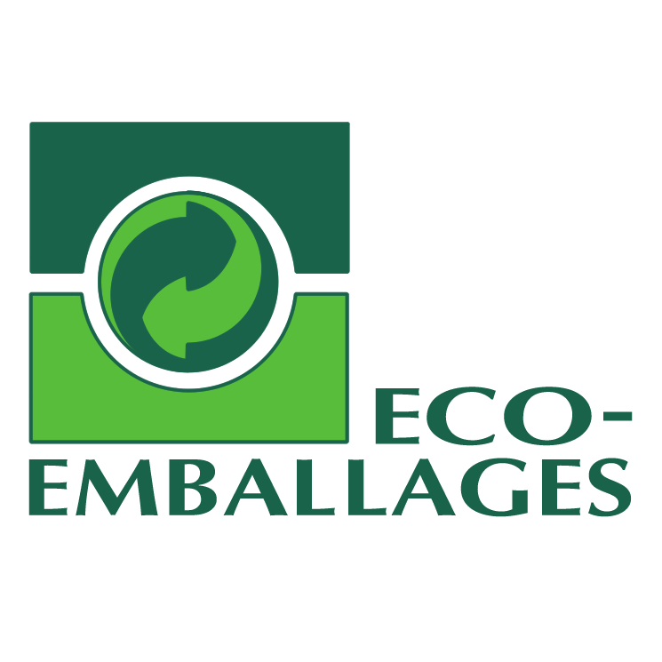 free vector Eco emballages