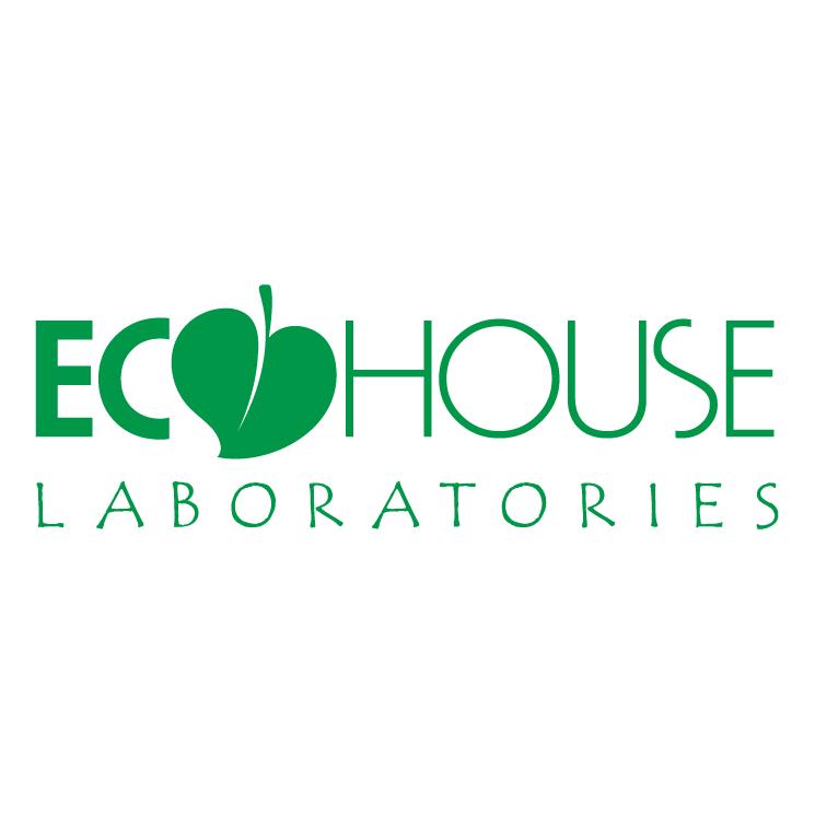 free vector Ecohouse laboratories