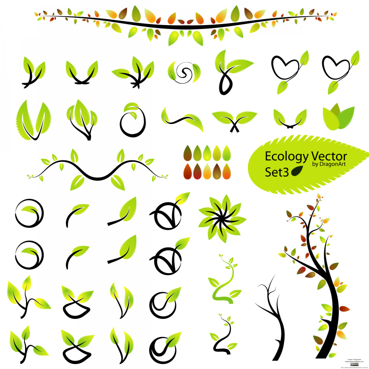 free vector Ecology Free Vector