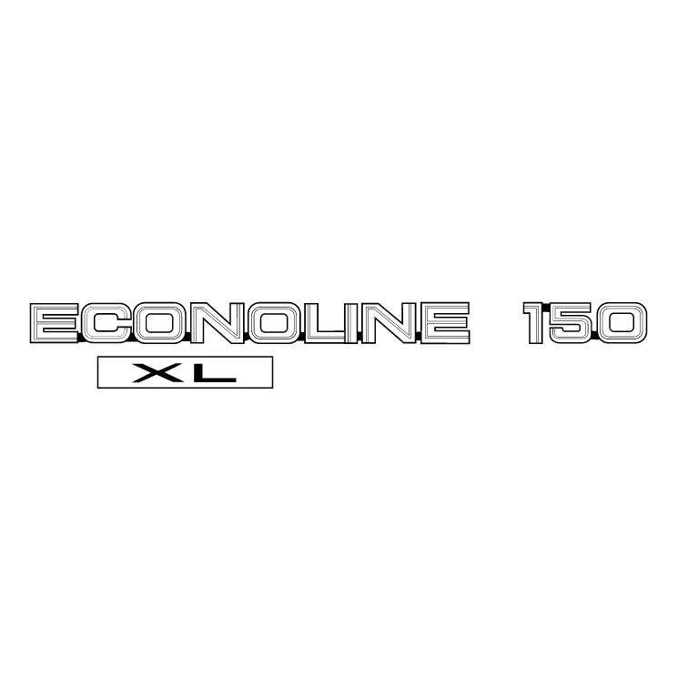 free vector Econoline