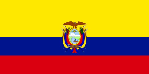 free vector Ecuador clip art