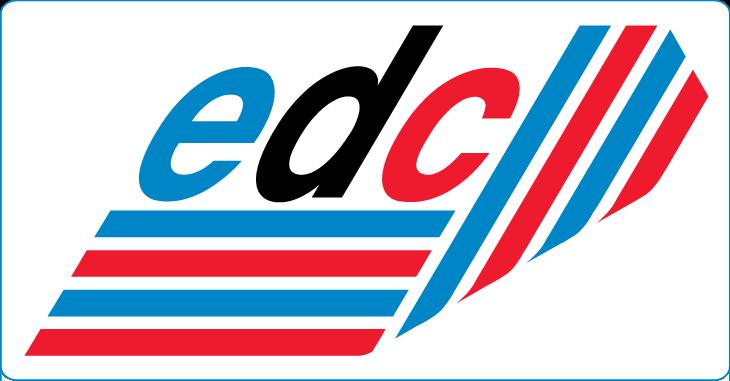 free vector EDC logo