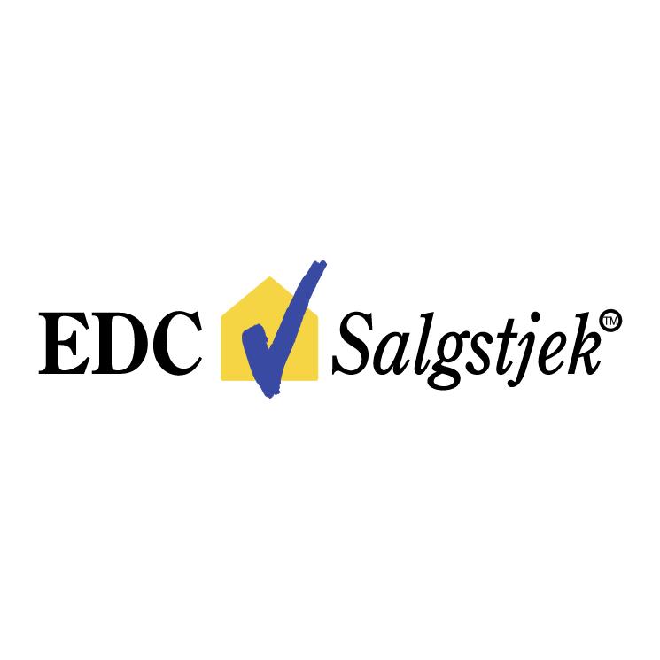 free vector Edc salgstjek