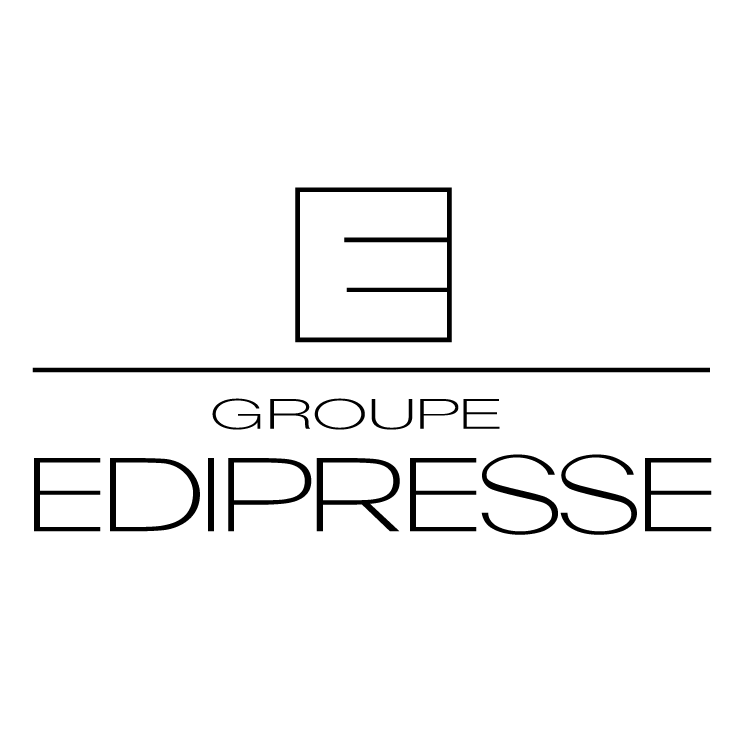 free vector Edipresse groupe