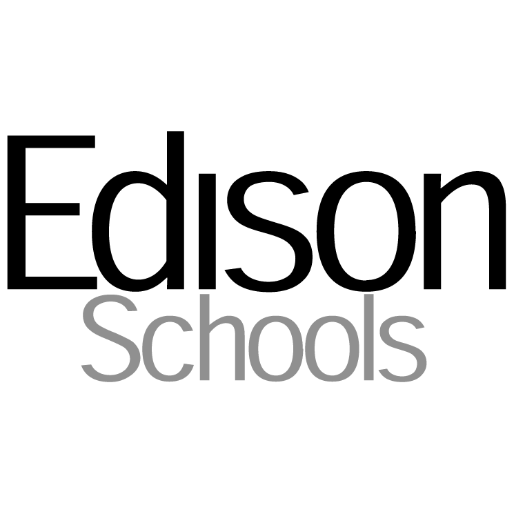 free vector Edison schools