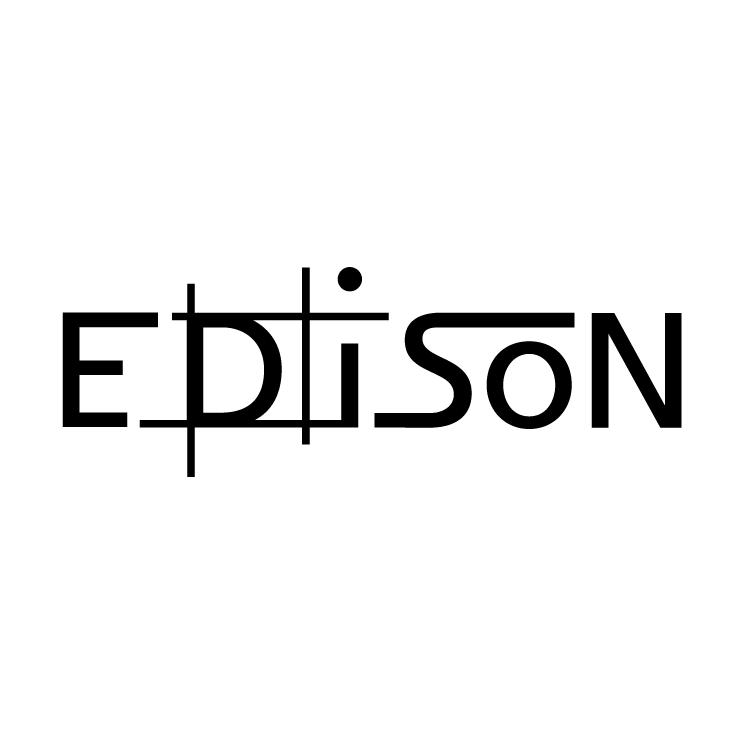 free vector Edison