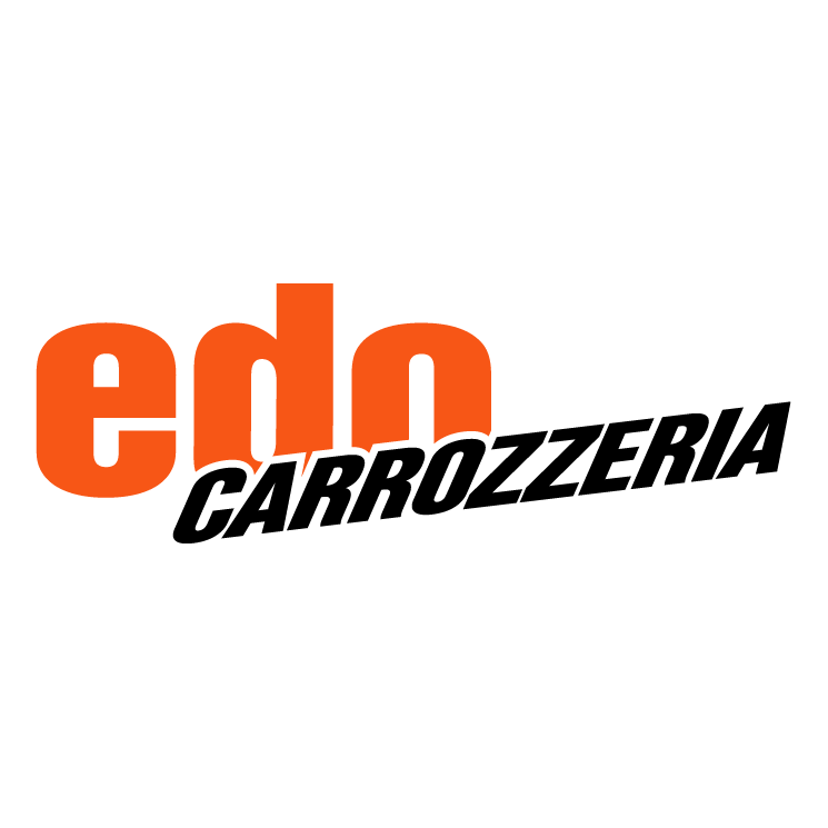 free vector Edo carrozzeria
