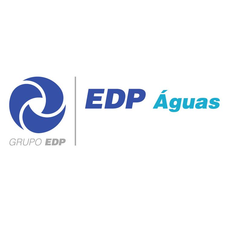 free vector Edp aguas