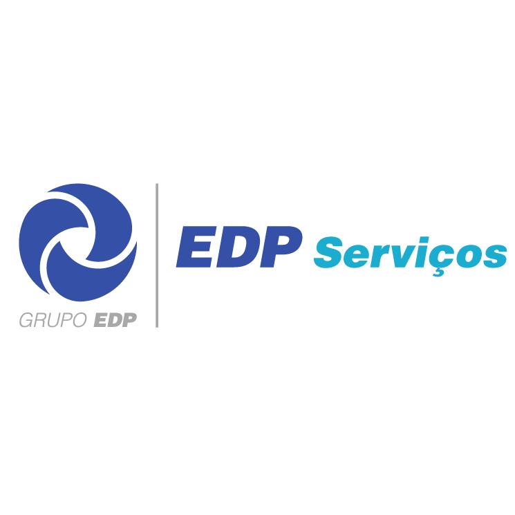 free vector Edp servicos