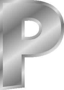 free vector Effect Letters Alphabet Silver clip art 104657