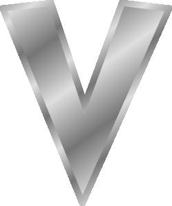 free vector Effect Letters Alphabet Silver clip art