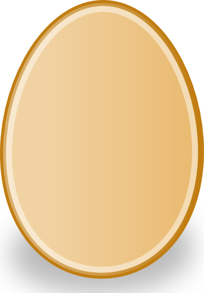 Egg Outline Clip Art Images amp Pictures Becuo