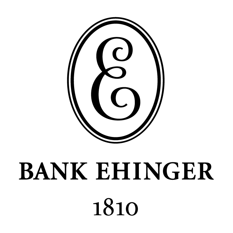 free vector Ehinger bank