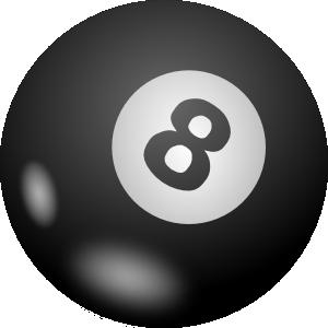 free vector Eight Ball clip art