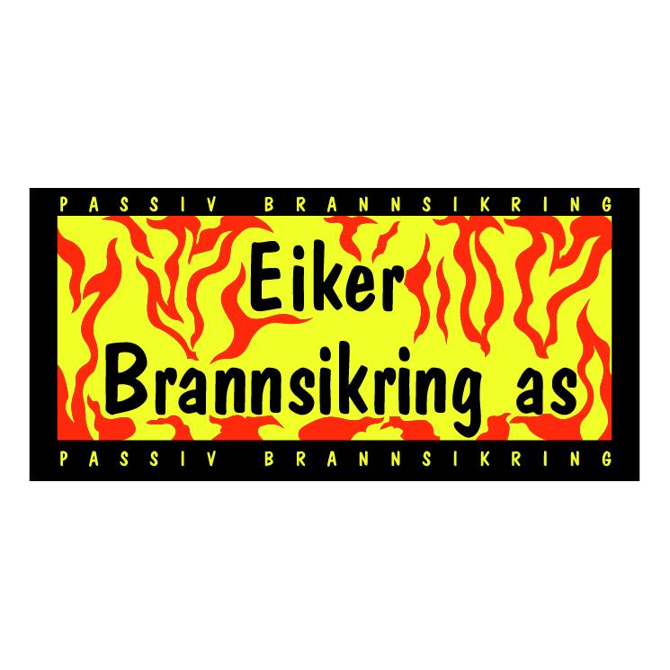 free vector Eiker brannsikring as