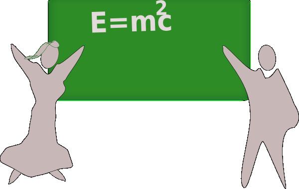 free vector Einesteins E=mc2 Written Wrong E=m2c clip art