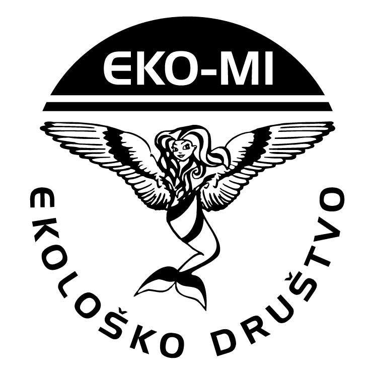 free vector Eko mi