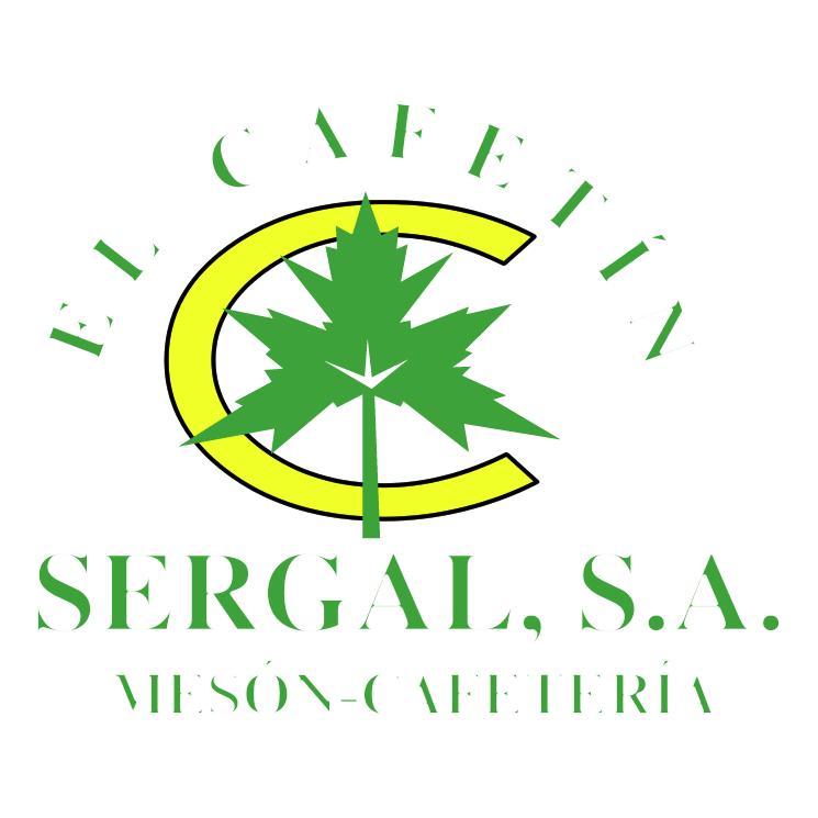 free vector El cafetin sergal