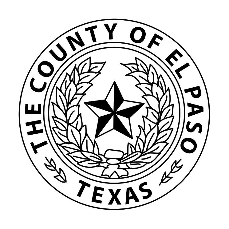 free vector El paso county 0