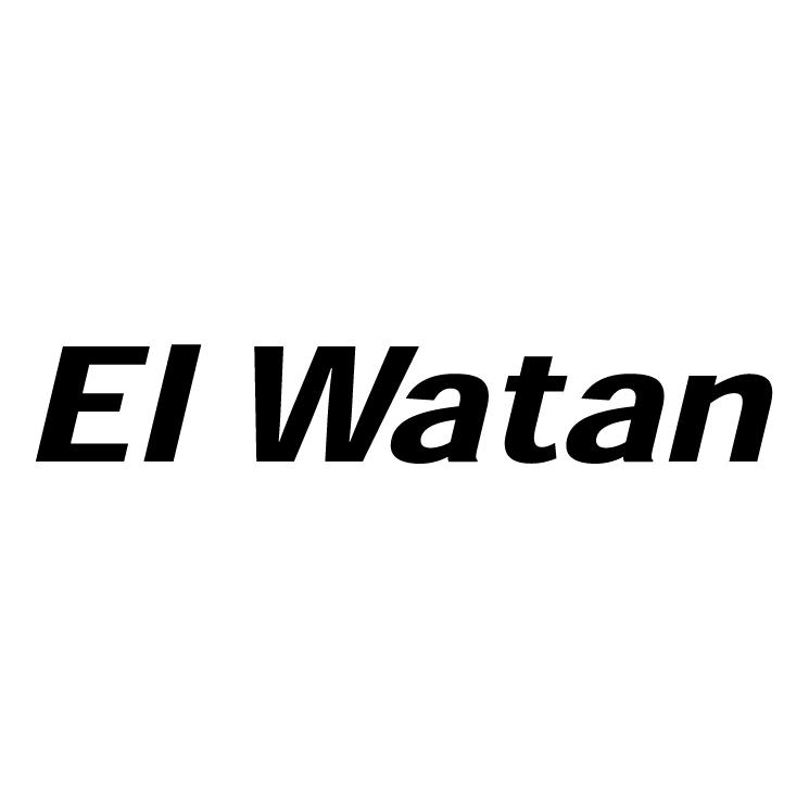 free vector El watan