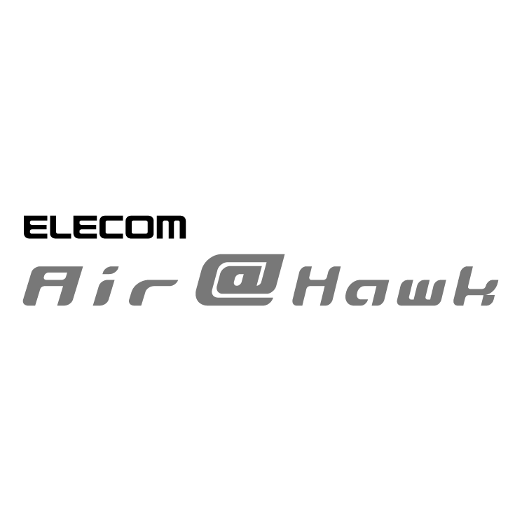 free vector Elecom airhawk