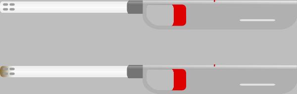 free vector Electric Lighter clip art