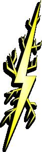 free vector Electric Spark clip art