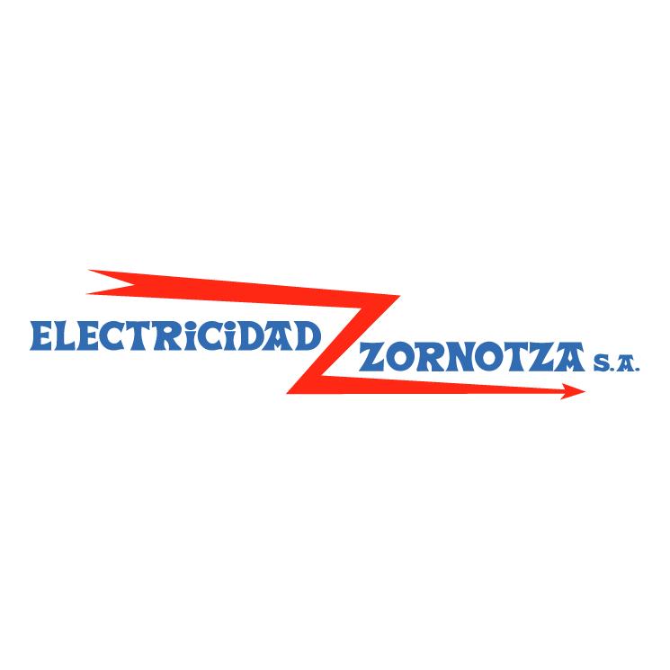 free vector Electricidad zornotza