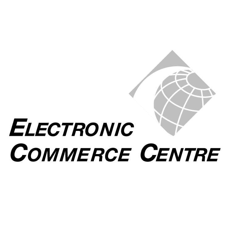 free vector Electronic commerce centre
