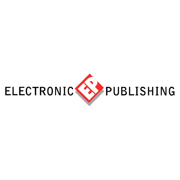 free vector Electronic publishing