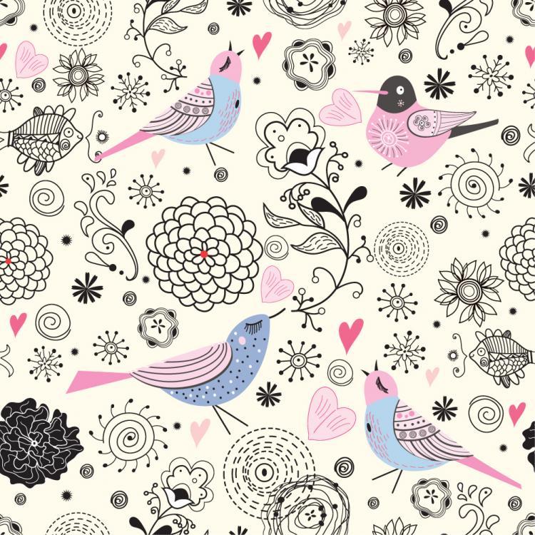 free vector Elegant background pattern illustrator 01 vector