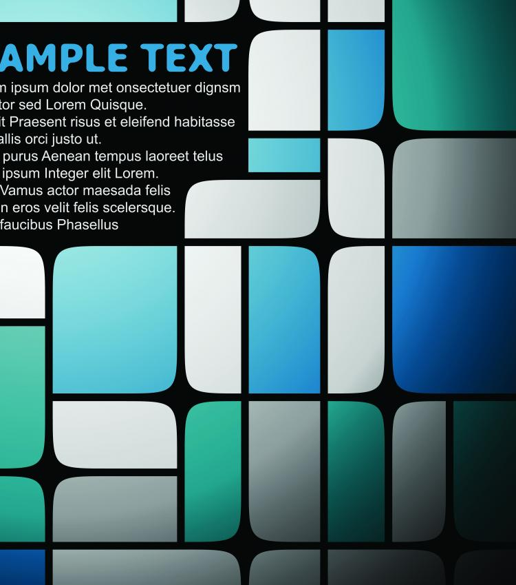 free vector Elegant checkered background text template vector 1