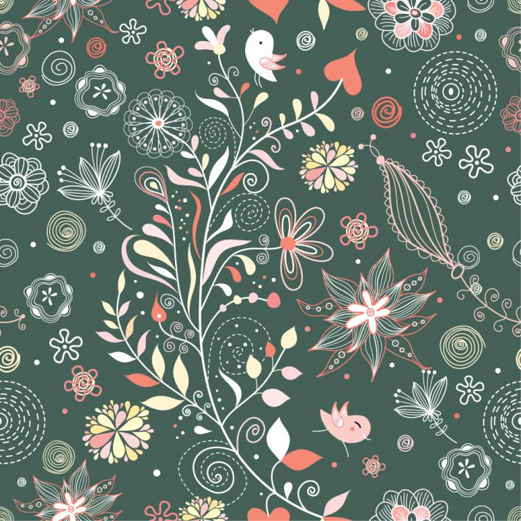 free vector Elegant pattern illustration background 02 vector