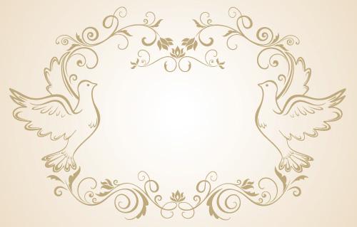 free vector Elegant pattern vector