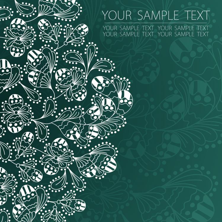 Elegant Patterns Three (23391) Free EPS Download / 4 Vector
