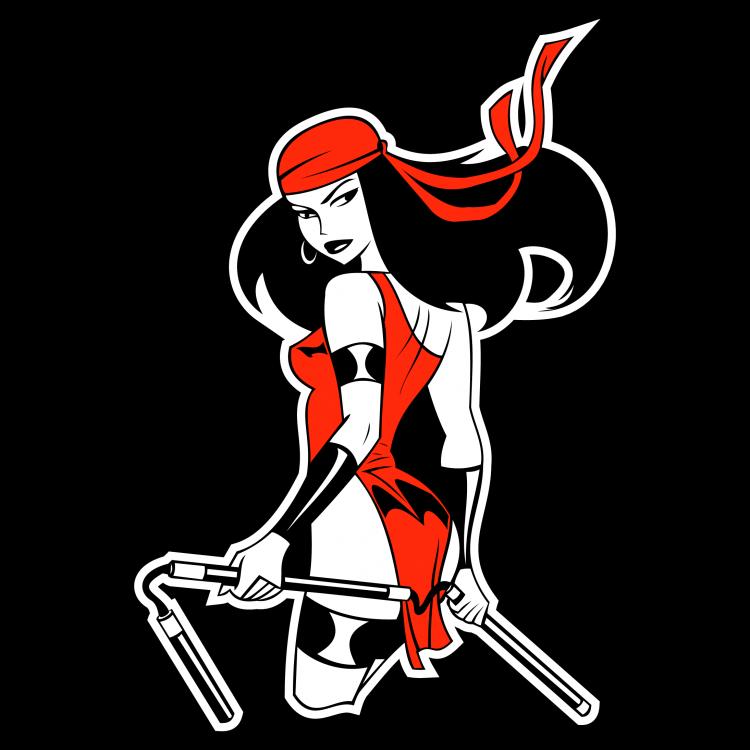 free vector Elektra 0
