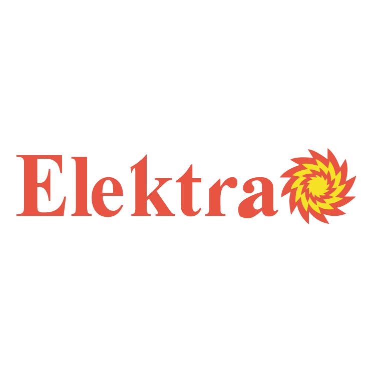 free vector Elektra 1
