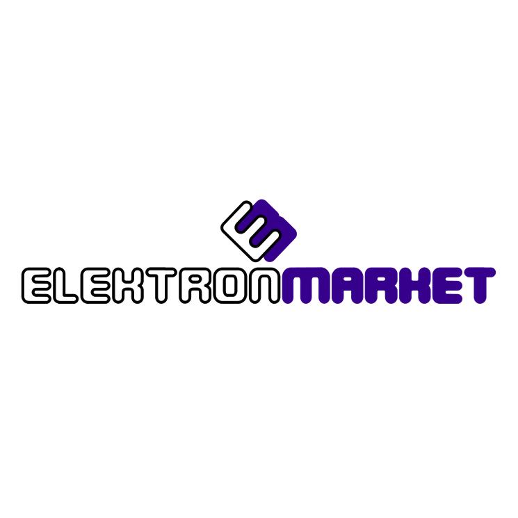 free vector Elektromarket