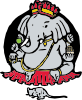free vector Elephant And Mouse clip art