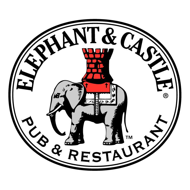free vector Elephant castle