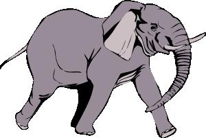 elephant clip art free vector 4vector rh 4vector com clipart of elephant clipart of elephant